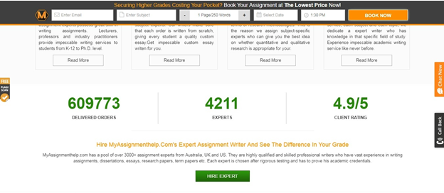 Assignment expert review